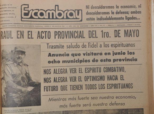 primero de mayo, sancti spiritus, dia internacional de los trabajadores, cuba, proletariado cubano