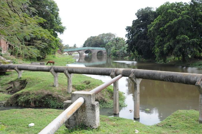 sancti spiritus, abasto de agua, rio yayabo, acueducto