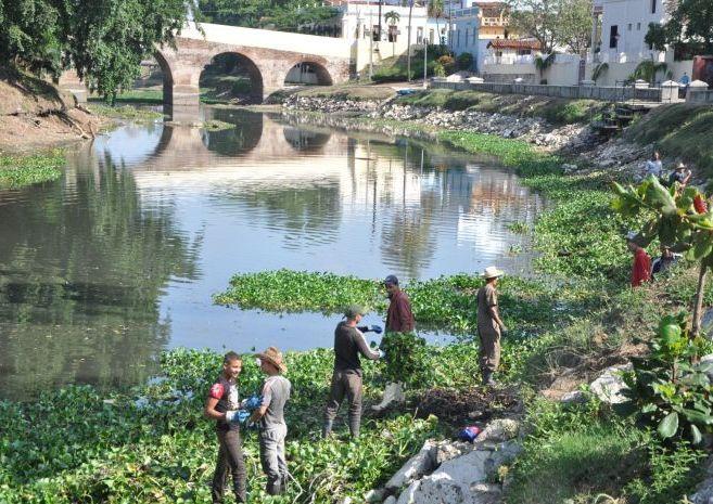 sancti spiritus, rio yayabo, saneamiento, acueducto