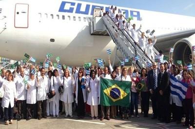 Más de 11 mil 400 médicos cubanos se desempeñan como parte de este programa impulsado por el Ejecutivo brasileño.
