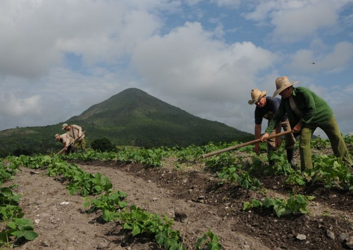 sancti spiritus, ciencia y tecnica, medio ambiente, agricultura, manejo sostenible de tierras,