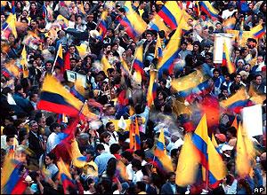La mayoría de los encuestados se mostró optimista a la realización del diálogo nacional convocado por Correa.