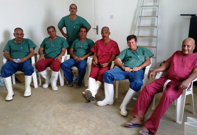 sancti spiritus, ebola, sierra leona, africa occidental, medicos cubanos, trinidad