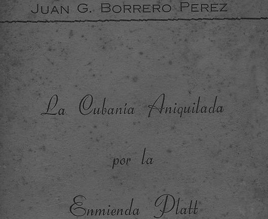 sancti spiritus, historia de cuba, enmienda platt, literatura