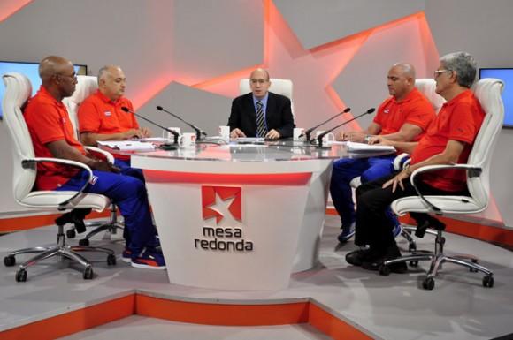 En la Mesa Redonda se reiteró que Cuba va a Toronto por el título panamericano.