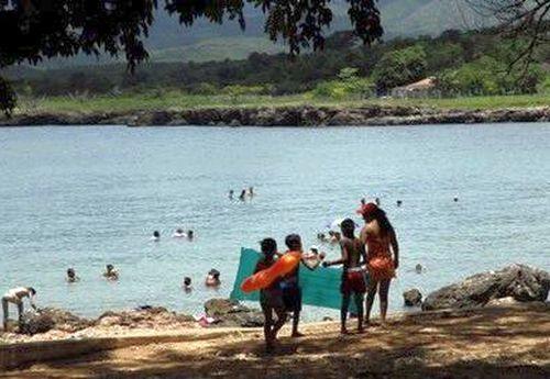 sancti spiritus, verano, etapa estival, playa ancon, playa la boca, trinidad