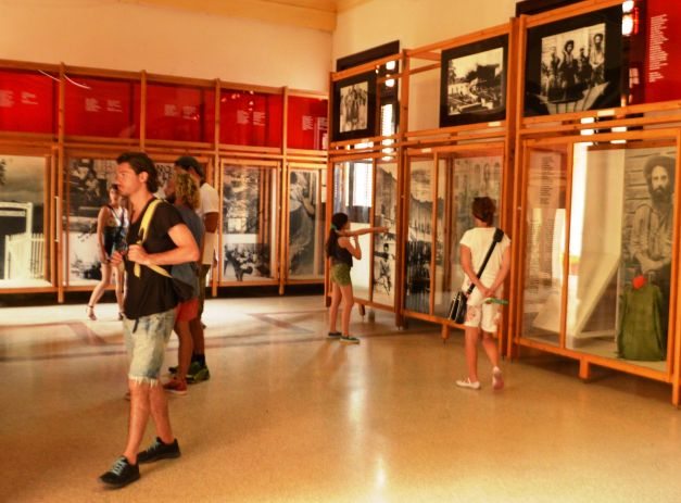 sancti spiritus, museo nacional de lucha contra bandidos, bandidismo en las villas, historia de cuba, trinidad, mlcb