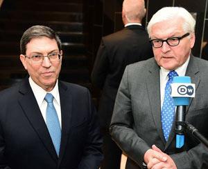 Ambos titulares se reunieron en Bruselas en vísperas de la II Cumbre entre la Celac y la Unión Europea.