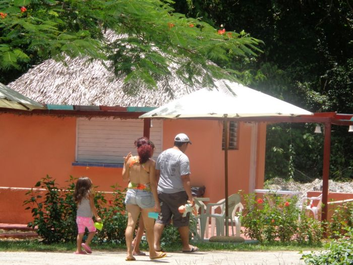 sancti spiritus, campismo popular, verano, etapa estuval, recreacion