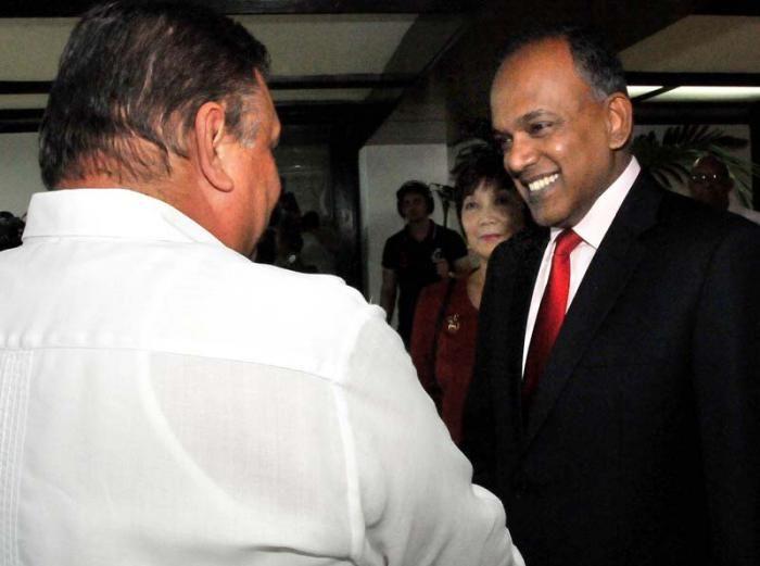 cuba, singapur, economia cubana, ministro de relaciones exteriores de singapur, marino murillo