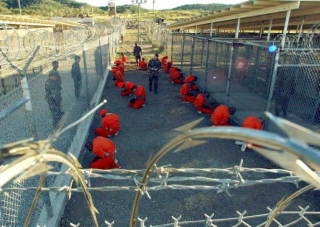 cuba, estados unidos, base naval de guantanamo, carcel en la base naval de guantanamo