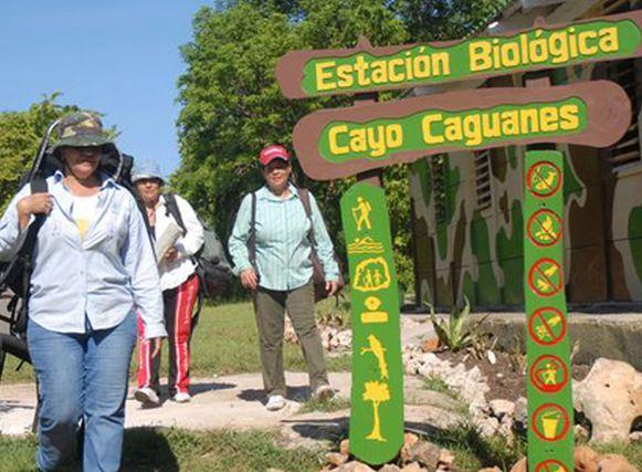 sancti spiritus, parque nacional caguanes, pnc, bahia de bueba vista