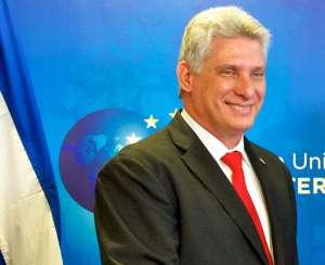 Díaz-Canel intervino en la II Cumbre de la Celac y la Unión Europea, que sesiona en Bruselas.