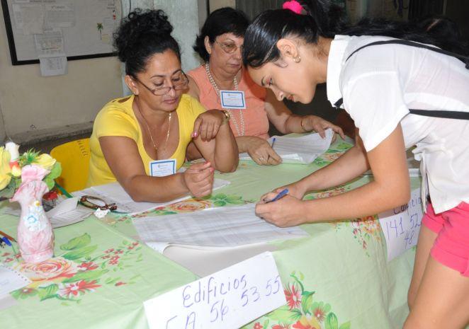 sancti spiritus, comision electoral nacional, poder popular, elecciones parciales en cuba