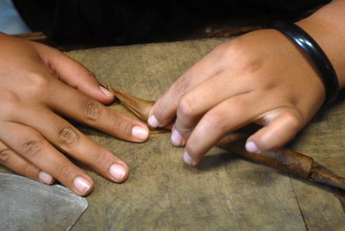 sancti spiritus, torcedores de tabaco, tabaco, habanos, exportaciones
