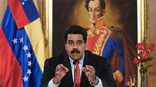Maduro comentó que la salida apresurada de González de Venezuela dejó tambaleante a la derecha local.