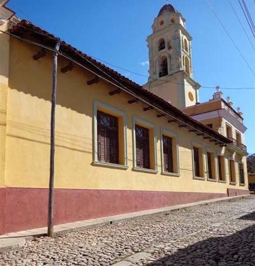 sancti spiritus, trinidad, lucha contra bandidos, museo nacional de lucha contra bandidos, el escambray