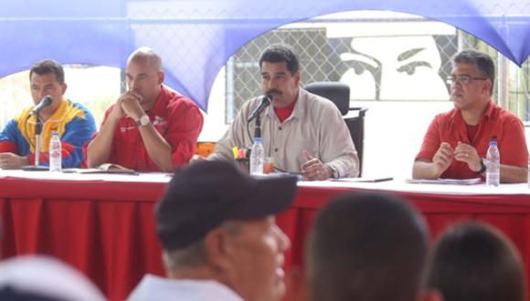 Maduro reveló detalles del asunto durante la inauguración de una red popular de comercio en el estado de Miranda.