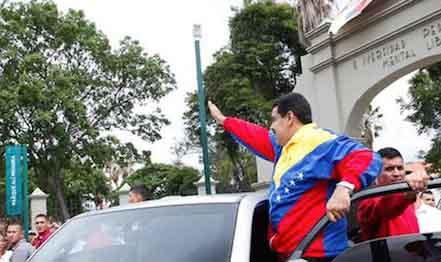 Maduro: La participación del PSUV se duplicó frente a todos sus comicios internos anteriores.