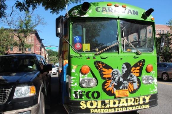 La Caravana ya inició su travesía en Canadá.