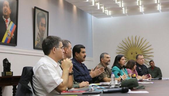 Maduro aseveró que esa elección marcará el camino hacia la independencia definitiva del país.