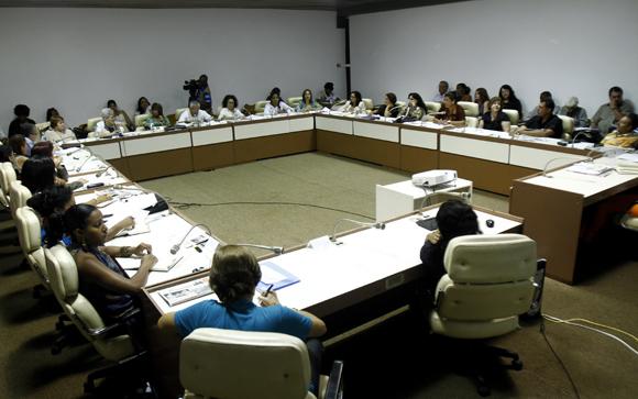 Hasta el 13 de julio los asambleístas cubanos se reuniran en el capitalino Palacio de las Convenciones. Foto: Cubadebate.