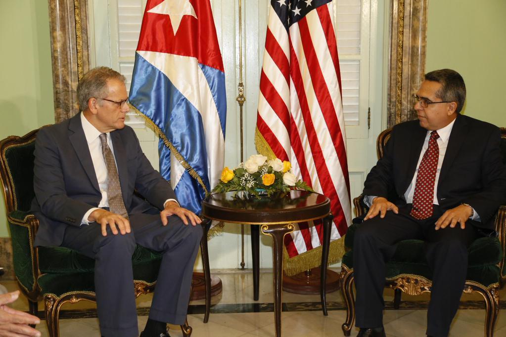 Cuba, Estados Unidos, relaciones diplomáticas