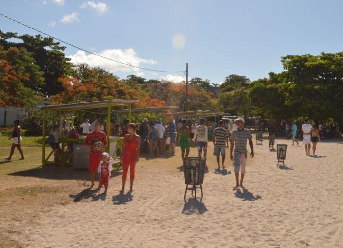 sancti spiritus, trinidad, verano, etapa estival, playa ancon, gastronomia, trabajo por cuenta propia