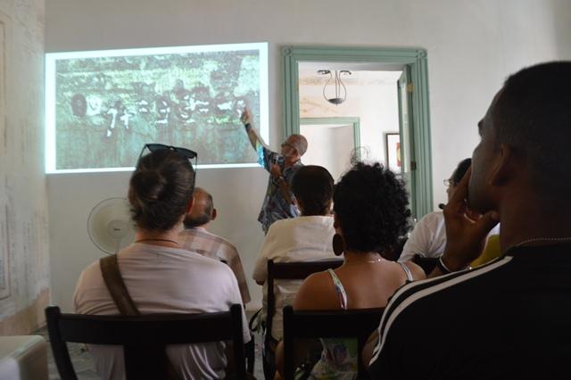 sancti spiritus, trinidad, economia, cultura, artes visuales, oficina del conservador