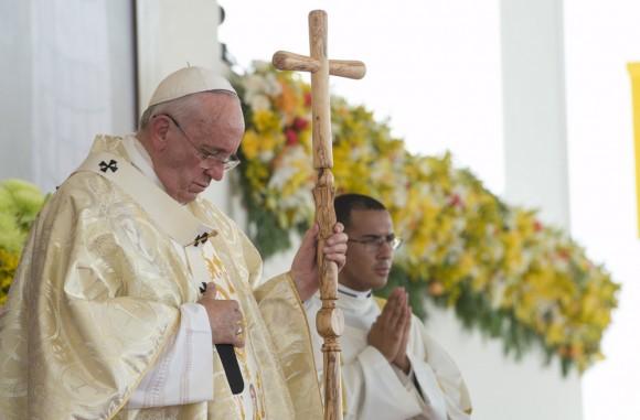 cuba, papa francisco