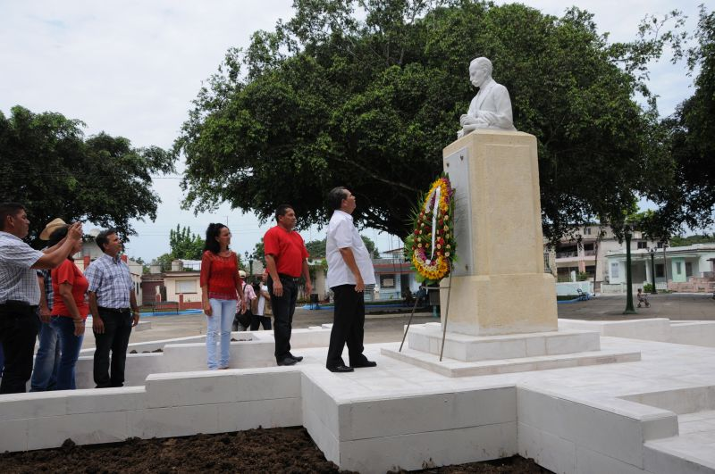 sancti spiritus, 26 de julio, asalto al cuartel moncada, cabaiguan, jatibonico, salud publica, obras sociales