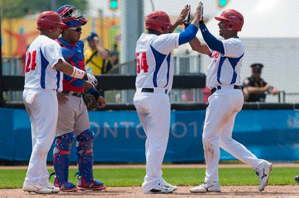 Por el sistema de desempate empleado, Cuba terminó segunda en la etapa clasificatoria.