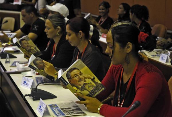 La obra hace justicia a la entrega absoluta del General Presidente a Cuba y a la Patria Grande. Foto AIN.