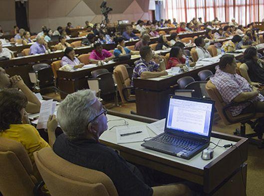 cuba, asamblea nacional del poder popular, diputados cubanos, parlamento cubano