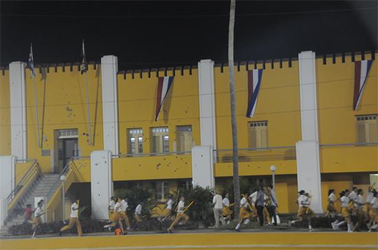 cuba, santiago de cuba, 26 de julio, raul castro, asalto al cuartel moncada