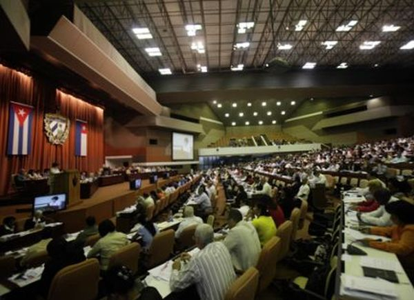 cuba, asamblea nacional del poder popular, diputados cubanos, parlamento cubano, economia cubana