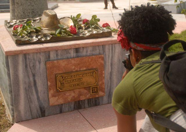 sancti spiritus, brigada venceremos, estados unidos, solidaridad con cuba, yaguajay, camilo cienfuegos