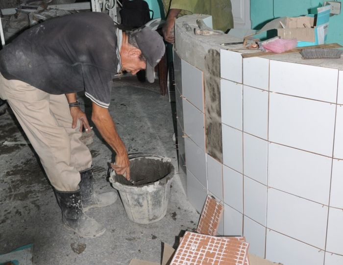 sancti spiritus, salud publica, clinica estomatologica municipal, construcciones