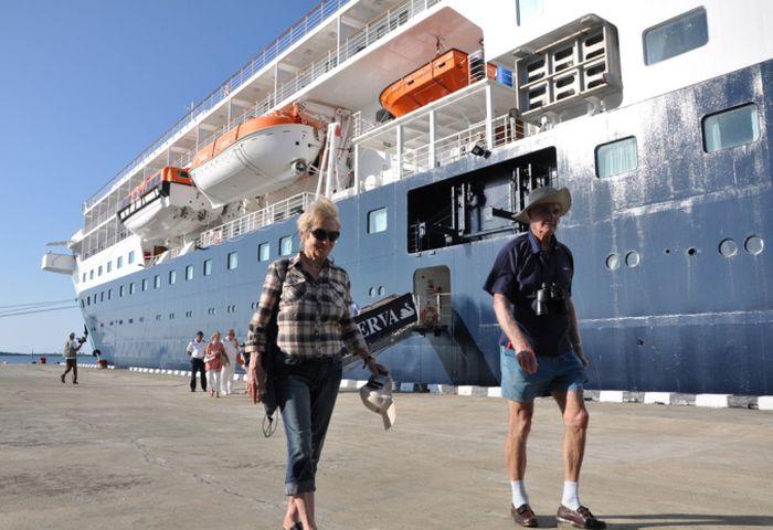 cuba, turismo, turismo cubano, cruceros