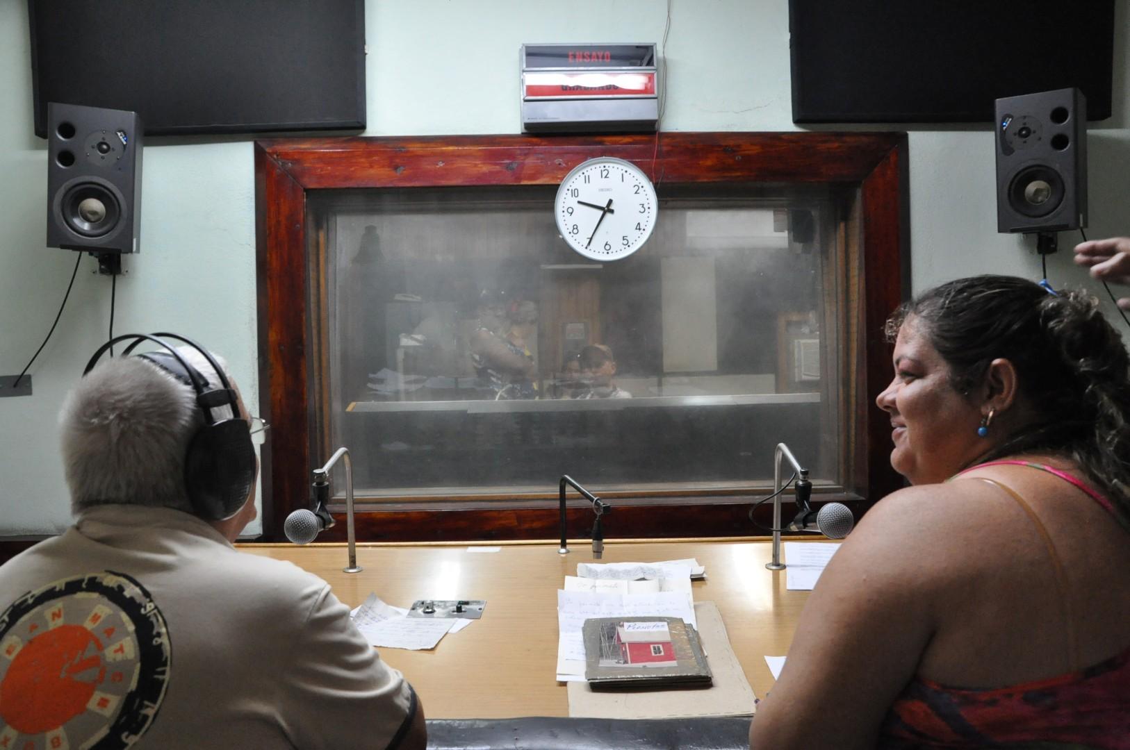 Radio Sancti Spíritus transmite las 24 horas del día.