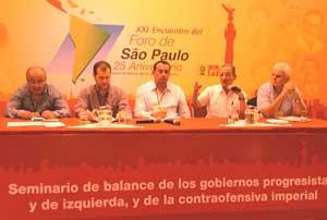 Balaguer calificó de extraordinarios los avances registrados en América Latina y el Caribe en las recientes dos décadas.