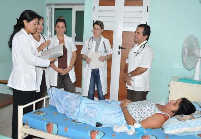 sancti spiritus, salud publica, cuba, hospital provincial camilo cienfuegos, inversiones
