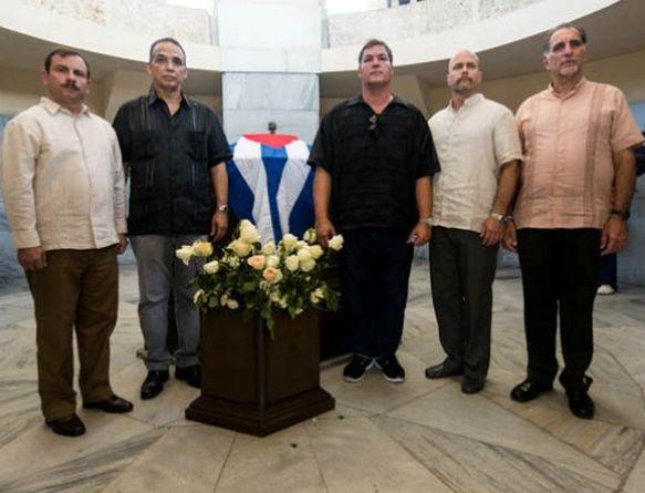 cuba, jose marti, santiago de cuba, 26 de julio, los cinco, antiterroristas cubanos