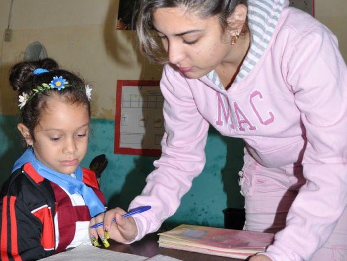 sancti spiritus, familia cubana, vaores, escuela, educacion primaria,