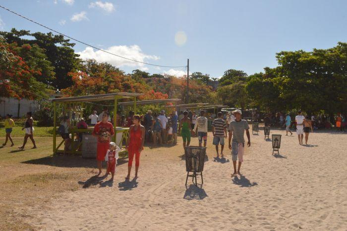 sancti spiritus, verano, recreacion, playa ancon, etapa estival, trinidad