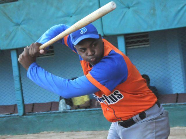 Yandiel se presenta como uno de los mejores talentos del béisbol espirituano.