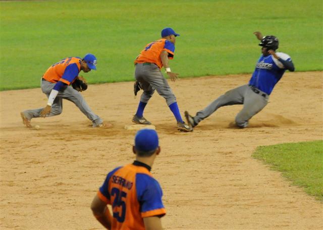 La Habana ganó como equipo en muy buena lid. (Foto: Vicente Brito)