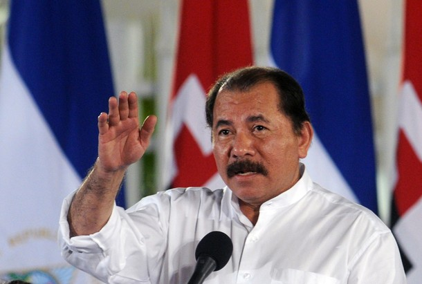 Ortega acentuó que todo lo que contribuya a la paz de Nicaragua y en la región centroamericana será bien recibido.