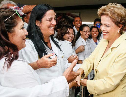 cuba, mas medicos, brasil, dilma rousseff, medicos cubanos