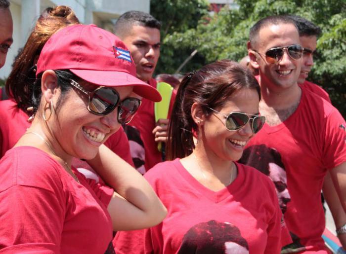El 12 de agosto se celebra el Día Internacional de la Juventud. Foto: Yaimí Ravelo